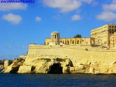 Fuerte de San Elmo La Valeta #malta http://www.pacoyverotravels.com/2014/07/la-valeta-en-un-dia-que-ver-hacer-con-ninos.html