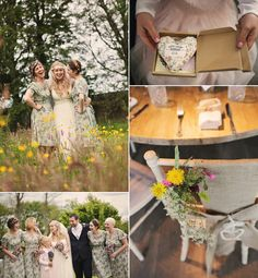 Wedding decor for a woodland inspired wedding   Photography by http://helenrussellphotography.co.uk/