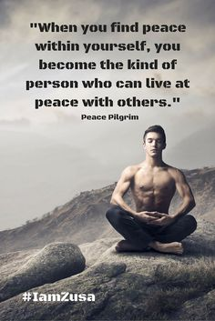 Find out more about yoga for men, at www.ZusaYoga.com. Yoga + Men = Better.