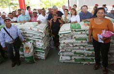 Periodismo sin Censura: Entrega Eduardo Espinosa Abuxapqui 20 toneladas de...