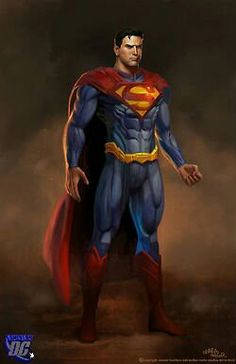 Superman in Injustice Gods Among Us