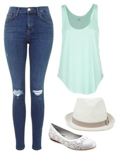 """The Sweet Surfer Girl"" by marsophie ❤ liked on Polyvore featuring Rip Curl, SoftWalk and Oasis"