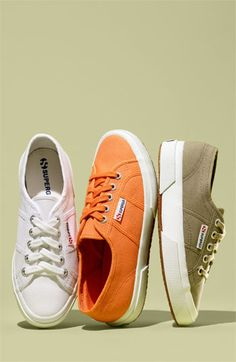Superga 'Cotu' Sneaker. wanted these so bad as a kid.