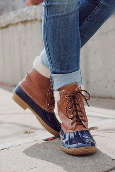 Winter Pine Boot