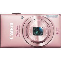 Sportsman's Logistics - Canon PowerShot ELPH 115 IS Pink 16mp, $136.02 (http://www.sportsmanslogistics.com/canon-powershot-elph-115-is-pink-16mp/)
