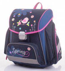 Iskolatáska. KlimtSpring. Karton P+P Premium Spring Anatómiai hátizsák ba338e8315