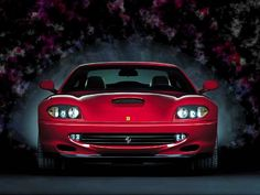 Vehicles Wallpaper : Ferrari Maranello
