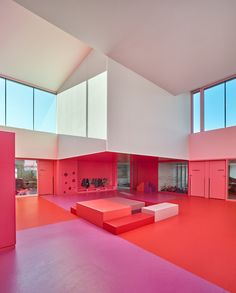 Gallery of Nursery in Buhl / Dominique Coulon & associés - 3