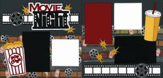 Kits are a great way to get those pictures scrapbooked quickly!