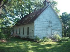 mulberry church....berryville arkansas..Don't suppose I knew that was in Berryville... Neat, old church :)