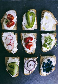 Top This Bun Challenge Fresh Rolls, Avocado Toast, Sushi, Easy Meals, Challenges, Favorite Recipes, Breakfast, Ethnic Recipes, Simple Recipes