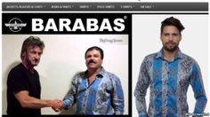 AUNQUE USTED NO LO CREA! Camisa de El Chapo se convierte en la más buscada