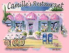 Camilles Restaurant Key West, Florida, Key West Restaurant, Place to Eat in Key West, FL