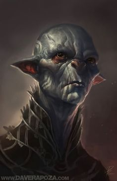 Young Githzerai. The group of races collectively called the Gith, consisting of the Githzerai, Githyanki, Githgobin (Goblins), Githmatei (Hobgoblins), and Githbogbaru (Bugbears), belong to a genus distinct from the Hominids (Humans, Elves, Orcs, Dwarves, Gnomes, Hobbits, etc.) and are identified by traits such as an amphibious physiology, along with a complex life-cycle involving multiple changes in gender throughout the gith's life.