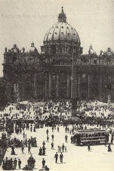 San Pietro 1899 inizio del Giubileo