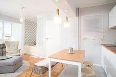 mini-ap-magheru_annterior_designist35 Small Apartments, Small Spaces, Bucharest, Design Case, House Design, Cabinet, Dining, Bedroom, Storage