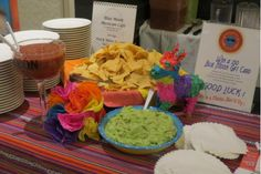 Yummy food from the Blue Moon Mexican Cafe at A Taste of Westchester!