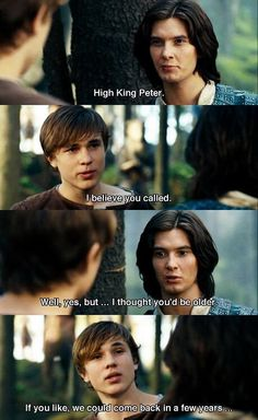 The Chronicles of Narnia...