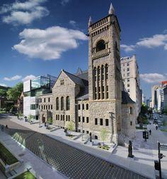 Provencher Roy + Associes Architectes