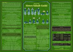 Sisters Step by Step Salaah/Namaz Guide by islamic Posters This Guide is for sisters on how pray Salaah and is according to the HANAFI FIQH Please feel . Islamic Prayer, Islamic Teachings, Umrah Guide, Islamic Posters, Islamic Quotes, Ramadan Activities, Prayers For Children, Inspirational Qoutes, All About Islam