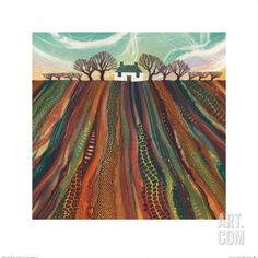 Home Time Art Print by Rebecca Vincent at Art.co.uk
