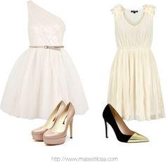 Mais Estilosa: Vestidos de noiva para casamento civil