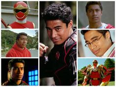 Shane Clark-(Red Wind Ranger)
