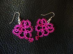 Priscilla yoke earrings