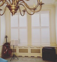 Benefiting from our own #modern #joinery facilities we are able to go beyond the typical limitations and glitches of the #manufacturing process and deliver #traditional and #modern #design #shutters to the #highest possible #standards #windowtreatments #window #decorating #interiors #music #interiordesigner #house #home #decoration