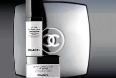Chanel Ultra Correction Line Repair Serum Intensiv Konzentrat und Tagescreme Cream For Oily Skin, Skin Cream, Eye Cream, Anti Aging Cream, Anti Aging Skin Care, Chanel Serum, Chanel Sublimage, Anti Ride, Skin Firming