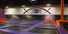 Altitude Trampoline Park: Toddler Time: $5.95; with adult $7.95 *2 and under free with $5.95 Adult admission.