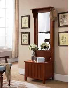 Looking for Kings Brand Furniture Entryway Hall Tree Mirror Coat Hooks & Storage Bench, Walnut ? Check out our picks for the Kings Brand Furniture Entryway Hall Tree Mirror Coat Hooks & Storage Bench, Walnut from the popular stores - all in one. Entryway Hall Tree Bench, Hallway Storage Bench, Bench With Storage, Entry Hall, Storage Benches, Entry Bench, Storage Mirror, Shoe Storage, Extra Storage