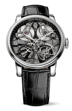 Timeless elegance meets innovative technology Arnold & Son unveils two new versions of its famous TB88 (See more at: http://watchmobile7.com/articles/arnold-son-unveils-two-new-versions-its-famous-tb88) (1/4) #watches #arnoldandson