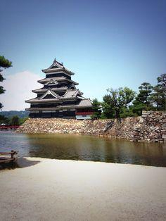 Matsumoto-castle,Nagano,Japan