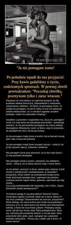 Zobacz, jakie 18 pomysłów jest teraz na czasie na . Love Life, Life Is Good, Real Life, Weekend Humor, Magic Words, Romantic Quotes, Man Humor, Amazing Quotes, Kids And Parenting