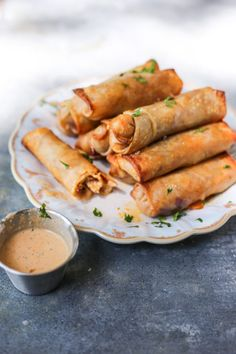 Chicken Egg Rolls, Chicken Eggs, Paleo Recipes, Asian Recipes, Cooking Recipes, Ethnic Recipes, Buffalo Chicken Eggrolls, Rotisserie Chicken, Roast Chicken