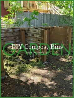 Sew a Dog Kennel (Bunny Hutch) Fabric Cover - SIMPLE DECORATING TIPS Porch Decorating, Decorating Tips, Collapsible Dog Crate, Dog Friendly Garden, Making A Compost Bin, Brick Cottage, Crate Cover, Yard Waste, Exposed Brick