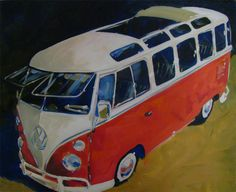 There is nothing cooler than a 23 window VW sunroof bus!
