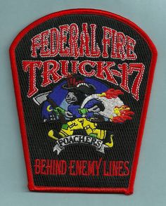 DCFD Patch DCFD Pinterest Patches Fire Dept And