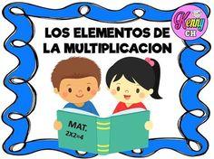 Desde Orientación Andújar os dejamos estas láminas donde vamos a trabajar los términos de la multiplicación así como divertidas actividades. Creadas por la maestra chKenny que día a día comparte …