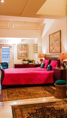 Yellow Accent Wall Personality Home Twinkle Khanna Pinterest