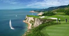 Golf Tips. Golf is an awesome recreation to experience. Very easy to learn, golf can be enjoyed by everyone irrespective of fitness. Places In Italy, Places To Visit, Cheap Golf Clubs, Golf Holidays, Holiday World, Spa Breaks, Golf Tour, Cheap Travel, Beach Resorts