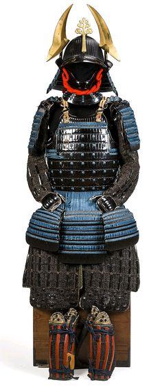 Bonhams auction Incredible Samurai Costumes in New York • Selectism
