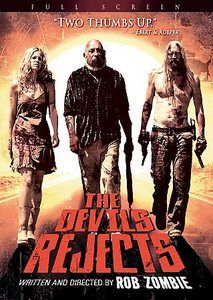 The Devil's Rejects (DVD, 2005, Widescreen - Unrated)  Listed for charity