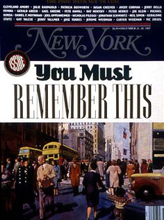 Pete Hamill on the New York That We've Lost -- New York Magazine