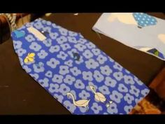 Tutorial how to sew a diaper case