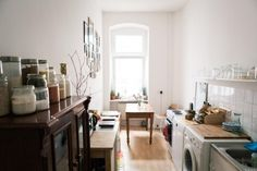 Two Filmmakers at Home in Berlin, Child Included : Remodelista