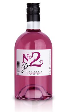 Nº2 WILDBERRY DRY GIN 37 PD