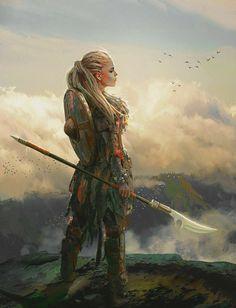 dungeons and dragons npc ideas \ npc ideas ; d&d npc ideas ; dungeons and dragons npc ideas ; Fantasy Warrior, Fantasy Rpg, Medieval Fantasy, Fantasy Artwork, Woman Warrior, Female Viking Warrior, Dnd Characters, Fantasy Characters, Female Characters