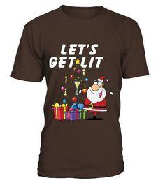 Let S Get Lit Christmas Tree With Santa Clause Tee  christmastree#tshirt#tee#gift#holiday#art#design#designer#tshirtformen#tshirtforwomen#besttshirt#funnytshirt#age#name#october#november#december#happy#grandparent#blackFriday#family#thanksgiving#birthday#image#photo#ideas#sweetshirt#bestfriend#nurse#winter#america#american#lovely#unisex#sexy#veteran#cooldesign#mug#mugs#awesome#holiday#season#cuteshirt